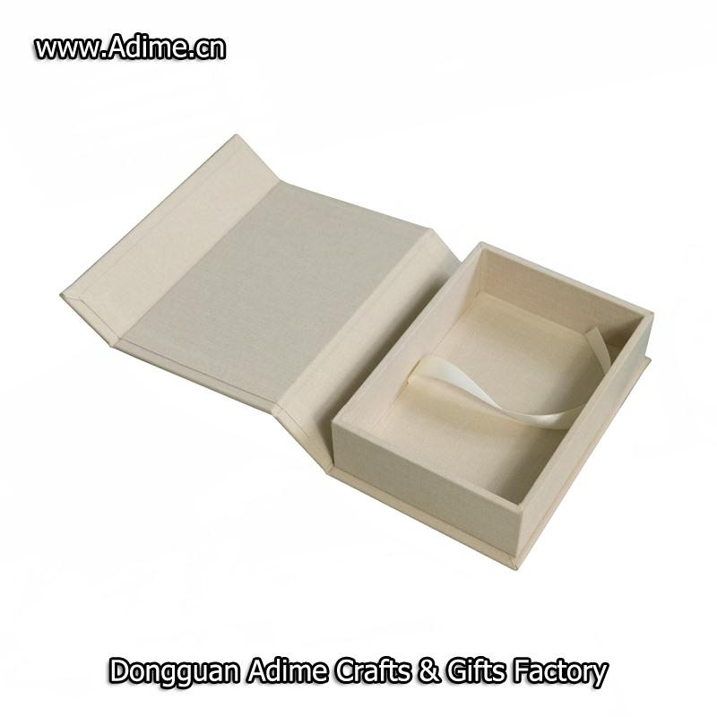 linen printing photo box for wedding photographer