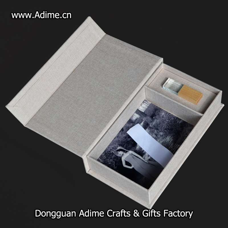 photo prints USB packaging box