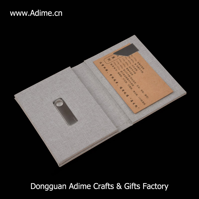 Name card holder and USB pen drive holder case