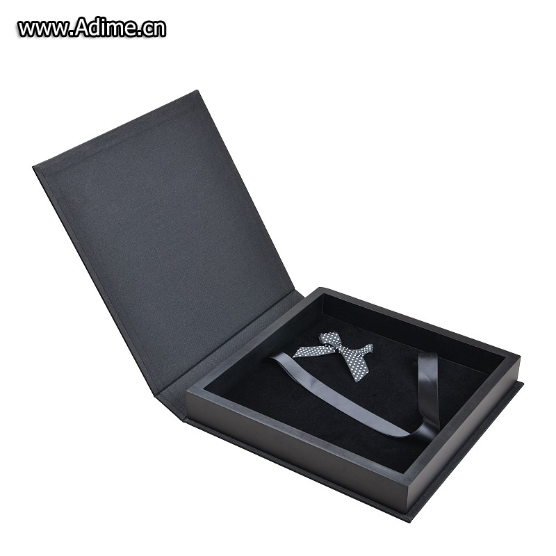 cloth Wood Wedding Album Packaging Box