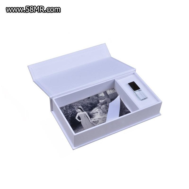 wedding photo box for USB