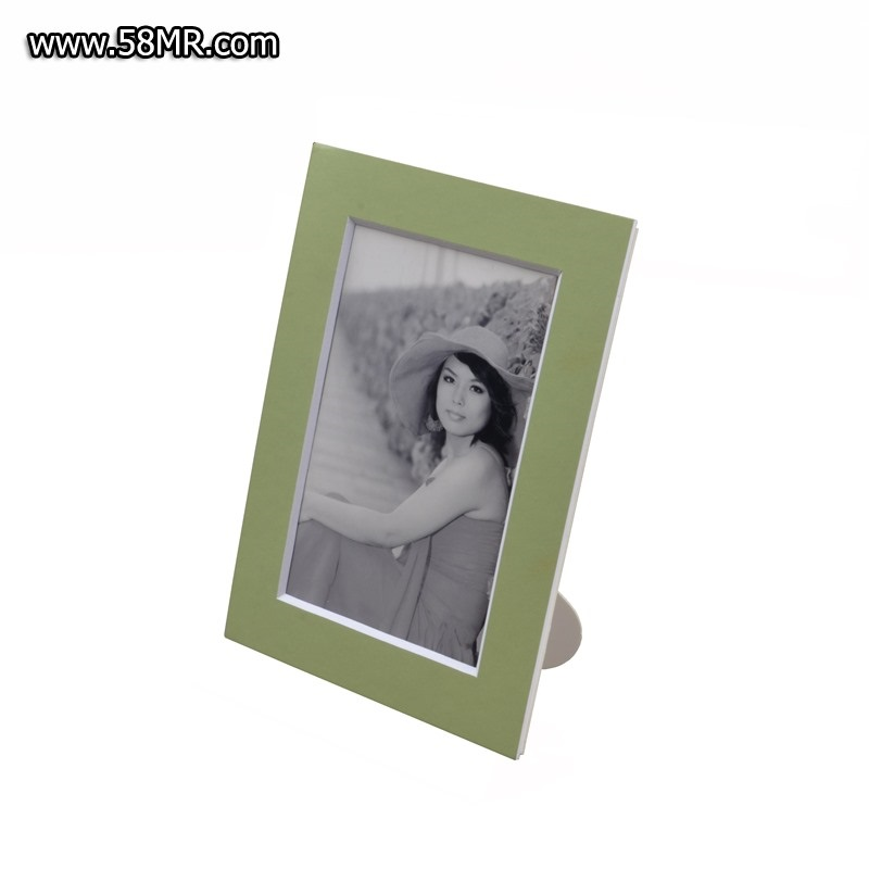 Colorful Thick Cardboard Photo Frame
