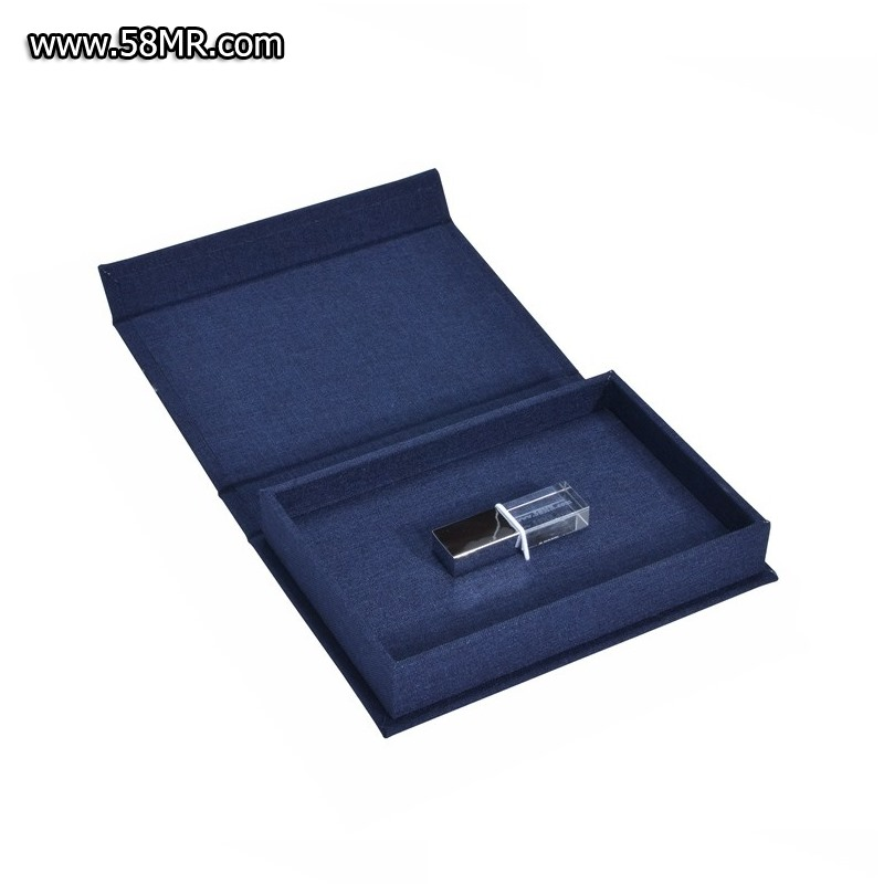 glass USB Packaging Case