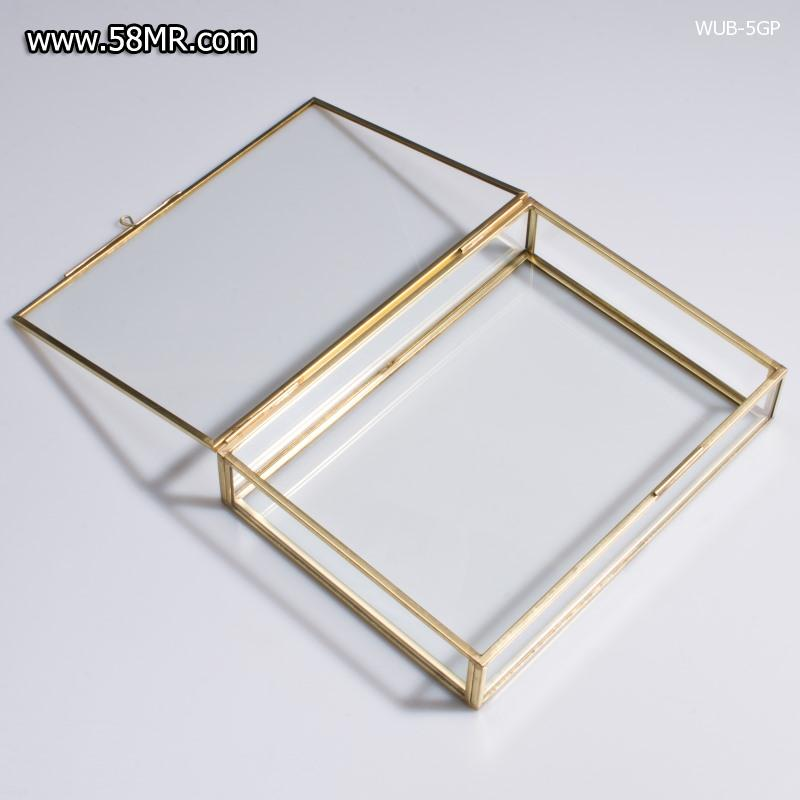 Glass Photo Packaging Box